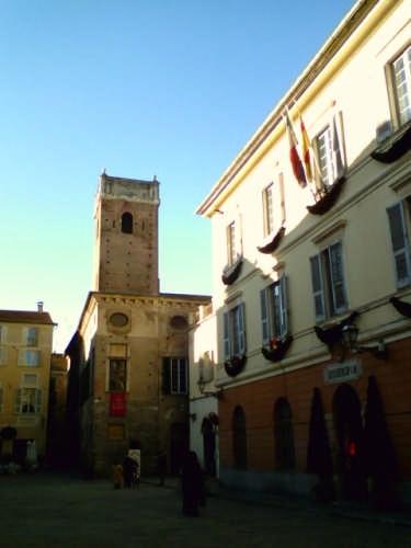 Il Municipio di Albenga  (2591 clic)