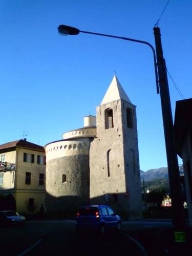 Santa Maria del Soccorso detta La Rotonda-VILLANOVA D'ALBENGA (2832 clic)