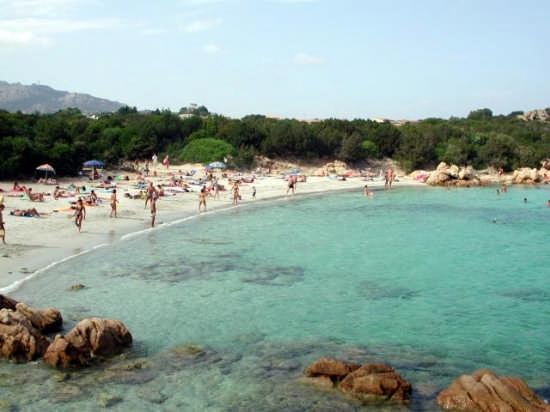 La spiaggia del Principe (1) - PORTO CERVO - inserita il 14-Dec-07