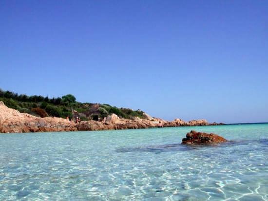 La spiaggia del Principe (1) - Porto cervo (5133 clic)