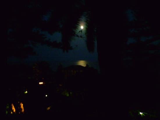 Luna piena - Sanremo (2767 clic)