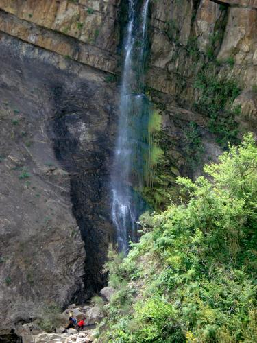 Valle delle cascate. Pietrebianche. - Mistretta (931 clic)