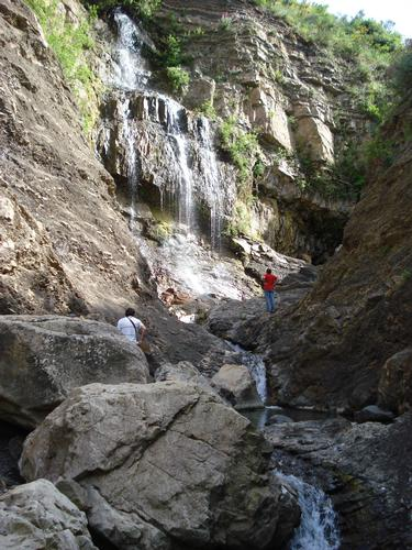 Valle delle cascate. Riscifu  - Mistretta (701 clic)