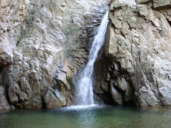 Valle delle cascate  - Mistretta (1092 clic)