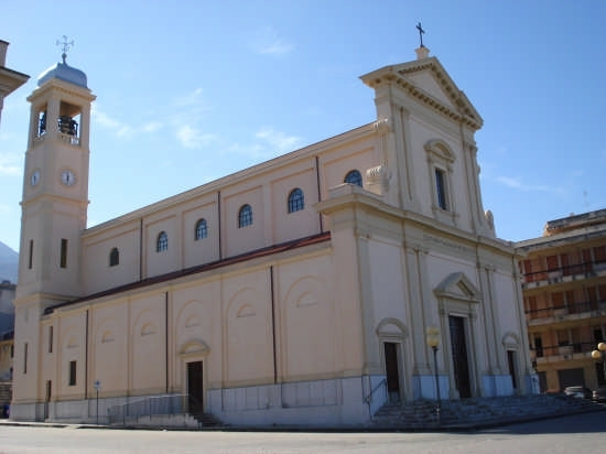 Chiesa Madre - Acquedolci (4975 clic)
