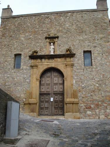 Chiesa di San Nicolo' (XII sec.) - Caronia (3346 clic)