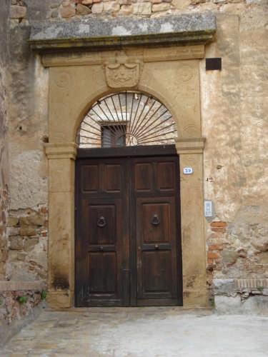 Portale del Castello - Caronia (3307 clic)