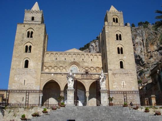 Cattedrale - Cefalù (3762 clic)