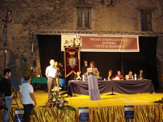 36esima edizione del premio di poesia - MARINEO - inserita il 07-Sep-10