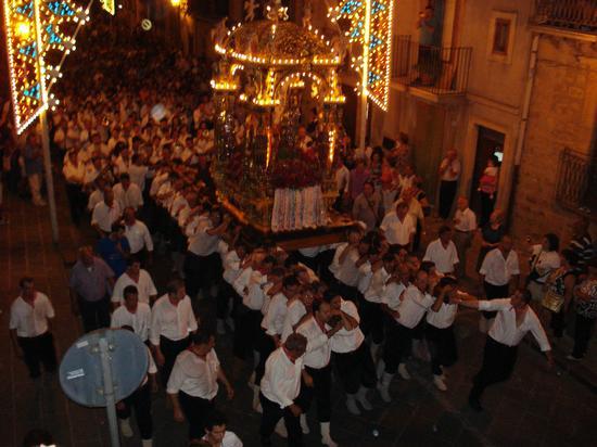 Festa di San Sebastiano, Patrono di Mistretta (6971 clic)