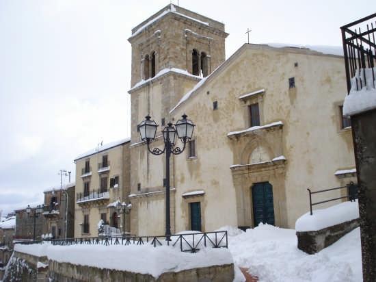 Chiesa di Santa Caterina - Mistretta (4236 clic)
