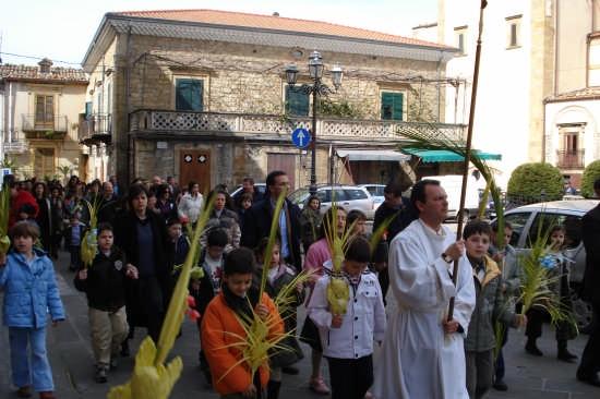 Domenica delle Palme 2008 - Mistretta (4810 clic)