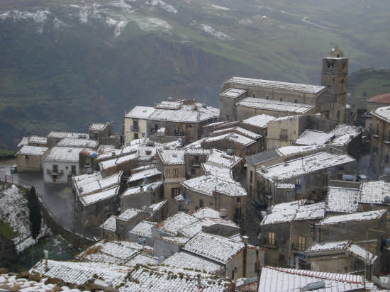Scorcio panoramico - Mistretta (4649 clic)