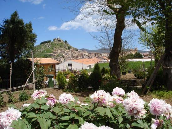 Veduta da Villa Chalet - Mistretta (3975 clic)