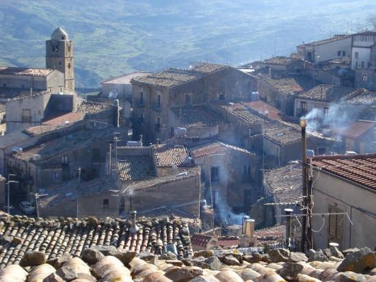 Scorcio panoramico - Mistretta (3657 clic)