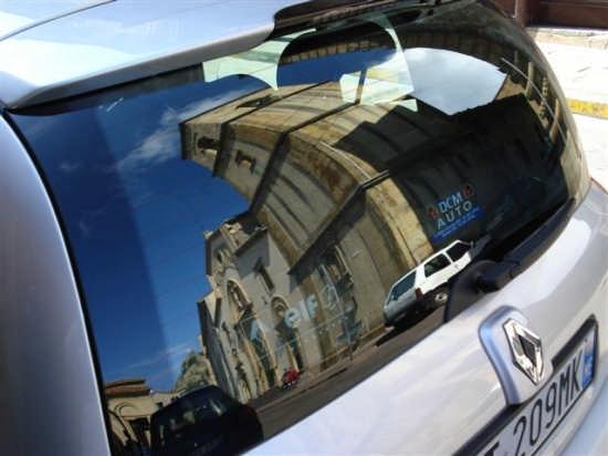 Chiesa allo specchio - Mistretta (4203 clic)