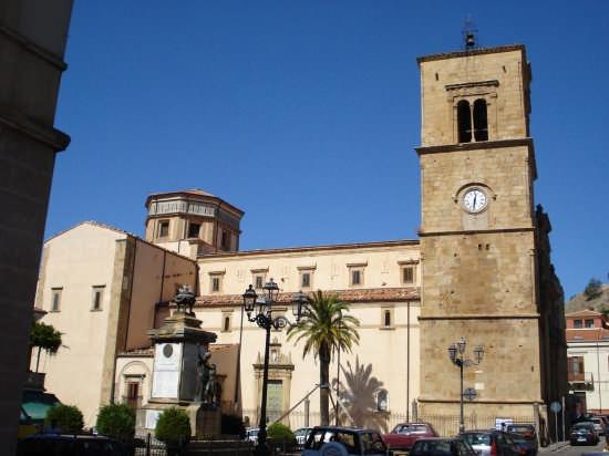 Duomo - Mistretta (4377 clic)
