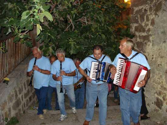 Serenate nei quartieri: Ripasso di melodie   - Mistretta (3920 clic)
