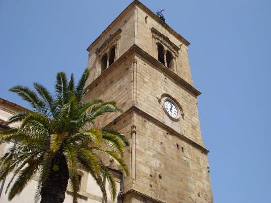 La palma e la torre  - Mistretta (3526 clic)