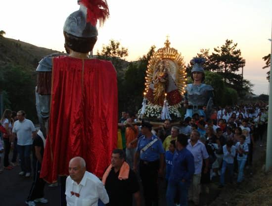 Festa della Madonna della Luce e i Giganti - Mistretta (4972 clic)