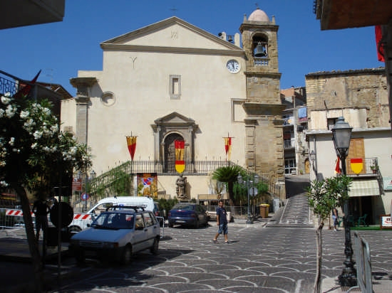 Chiesa Madre - Pettineo (5671 clic)