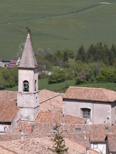 Pescocostanzo campanile (2266 clic)