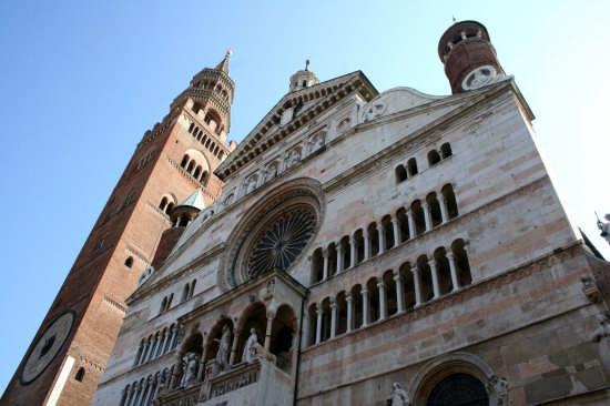 la cattedrale di santa maria assunta - Cremona (3441 clic)