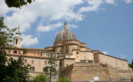 il santuario - Loreto (2872 clic)