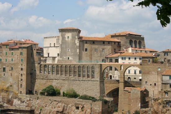 la città del tufo - Pitigliano (6777 clic)