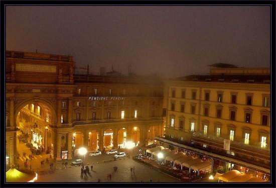 Piazza Repubblica - Firenze (2234 clic)