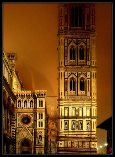 Nebbia - Firenze (2805 clic)