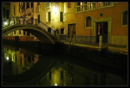 Luci di notte - Venezia (2643 clic)