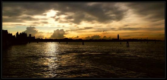 tramonto - Venezia (2336 clic)