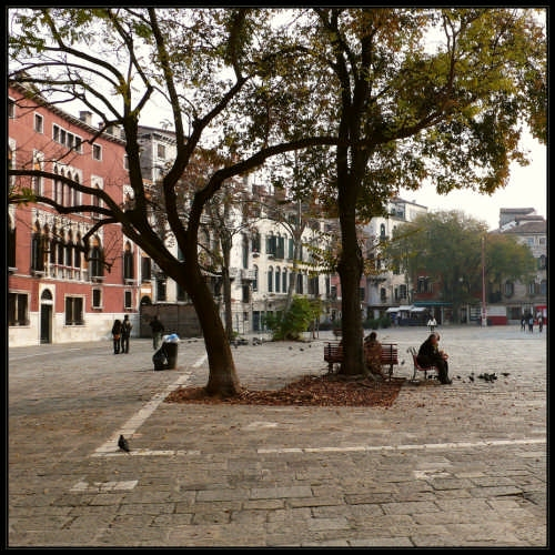 Autunno  - Venezia (2241 clic)