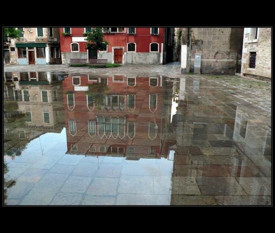 dopo la pioggia - Venezia (2545 clic)