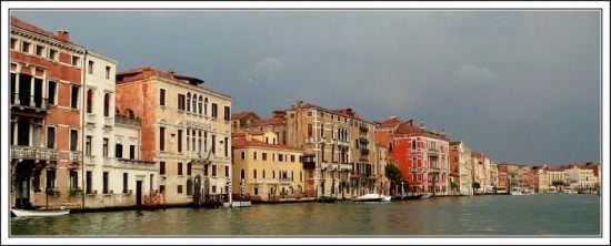 Tempesta in arrivo - Venezia (2110 clic)