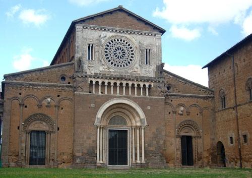 Chiesa di S.Pietro - Tuscania (3776 clic)