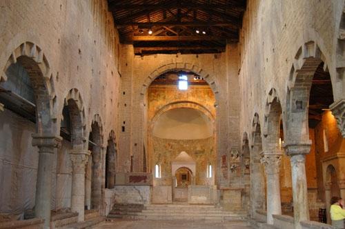 Chiesa di S.Pietro - Tuscania (6198 clic)