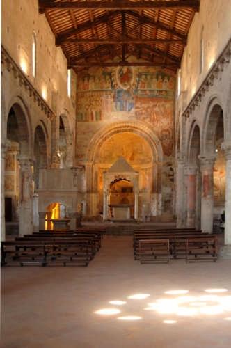 Chiesa di S.Maria Maggiore - Tuscania (3747 clic)