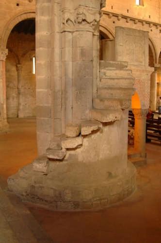 Chiesa di S.Maria Maggiore - Tuscania (3228 clic)