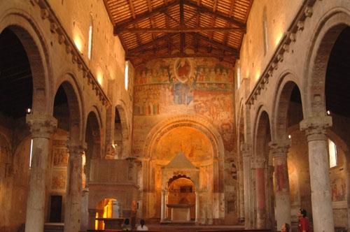 Chiesa di S.Maria Maggiore - Tuscania (4081 clic)