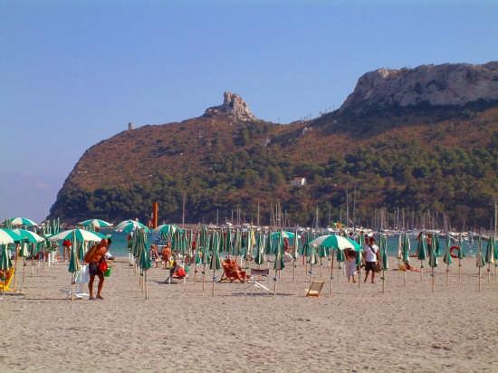 spiaggia poetto - Cagliari (8625 clic)