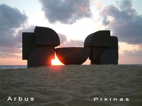 SPIAGGIA PIXINAS - Cagliari (2489 clic)