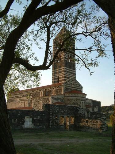 basilica di saccargia - Ploaghe (2987 clic)