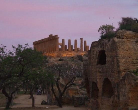 Tempio di Giunone - Agrigento (3263 clic)