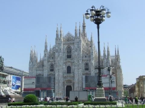Duomo di Milano (2293 clic)