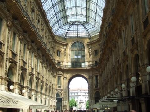 galleria di Milano (2196 clic)