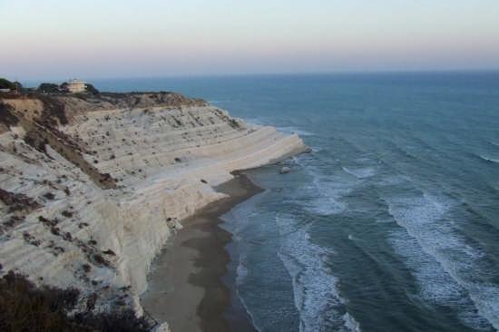 scala dei turchi - Realmonte (4189 clic)