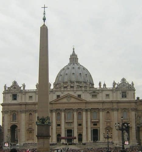 San Pietro - Roma (2284 clic)