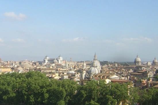 Panorama di Roma (18113 clic)